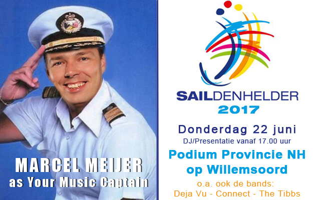 programma, sail, dj, marcel, meijer, den helder, 2017,