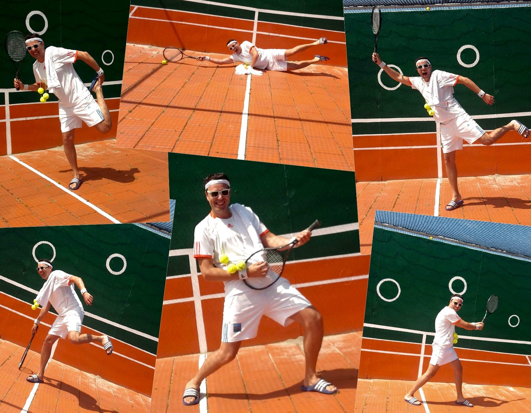 tennis, feest, dj, jubileum, marcel meijer,