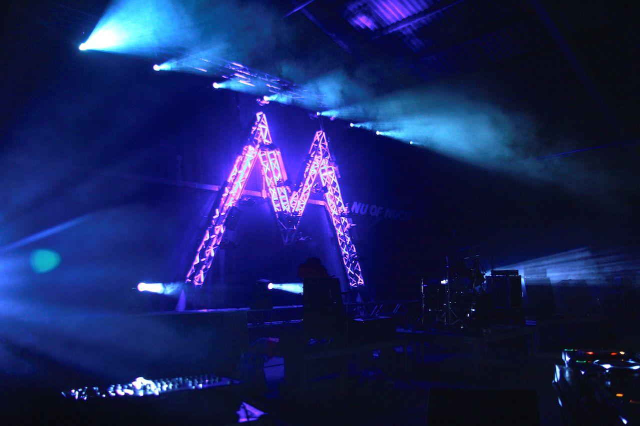 De M show!